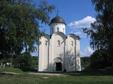 private guided tour to Old Ladoga