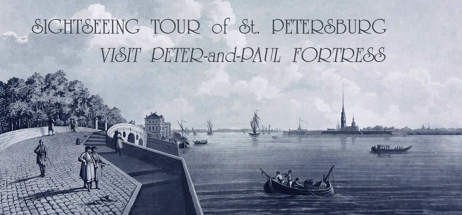 Visit Peter and Paul Fortress