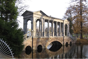 Palladian Bridge of the Catherine Park