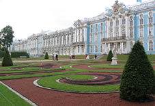 excursion in Catherine Palace of Tsarskoye Selo