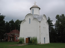 Church of the Nativity of Our Lady in the Perun Hill, Velikiy Novgorod